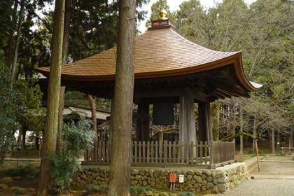 竣工 鐘楼堂(東京都指定文化財)