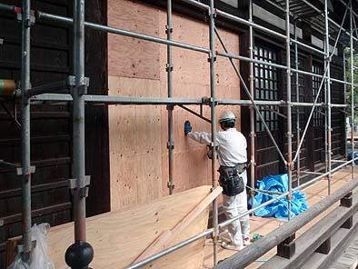 限界耐力構造計算によって耐震壁もバランスよく配置