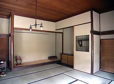 座敷の京聚楽壁