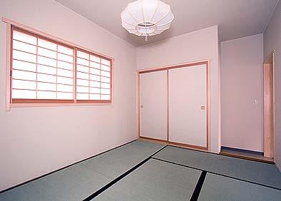 和室6畳(控えの間)