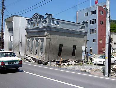 2012年5月27日視察時の男山本店の状況