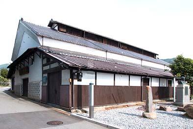 蔵造り、旧宮崎第二醸造所の外観
