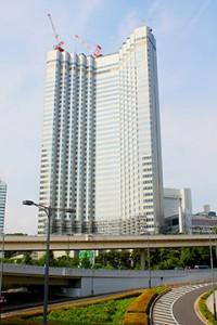 1983年 赤坂プリンスホテル新館 2015年現在、既に解体処分。わずか30年の命。経済的理由から開高を低く抑えた為リニューアル出来なかった?!