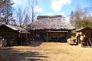 移築されたアンと花子の家