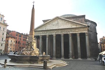 ローマのパンテオン神殿 現在1891歳