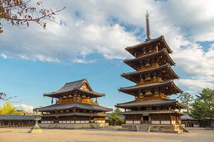 法隆寺金堂・五重塔(奈良) 築1300年を超える長寿命建築